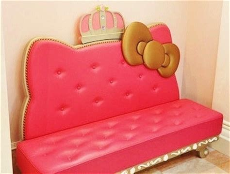 hello kitty couches hello kitty couch hello kitty pinterest bits and