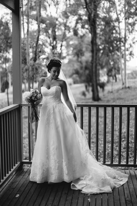 Kel Leigh Couture Second Hand Wedding Dress on Sale 78% Off - Stillwhite Australia
