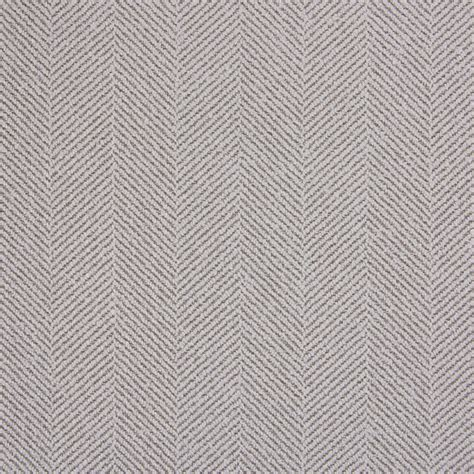 Upholstery Fabric Usa by Flint Gray Solid Herringbone Geometric Woven Made In Usa