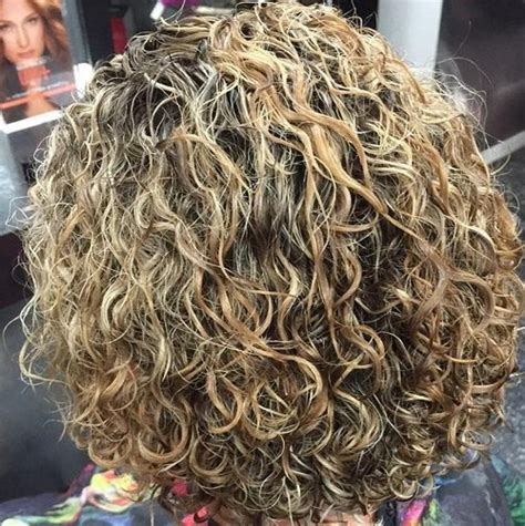 perm mid length hair on lady over 50 50 gorgeous perms looks say hello to your future curls
