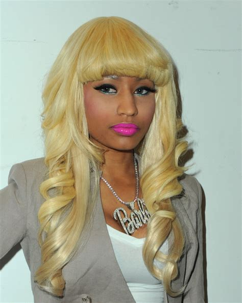 nicki minaj eye color weekend makeup idea green pink the fashion