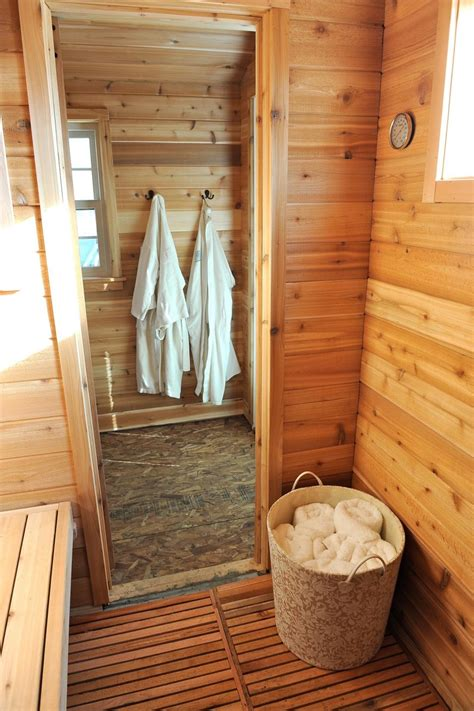 Outdoor Küche Bilder Design Ideen by Outdoor Saunas Gallery Hgtv