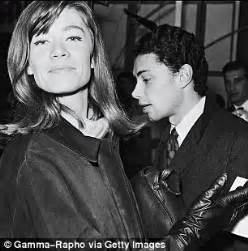 françoise hardy et jean marie perier fran 231 oise hardy a writer catches up with his 1960s icon