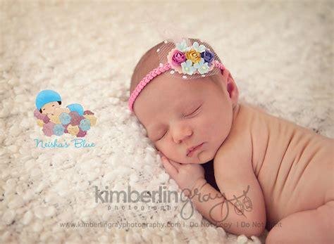 baby headband flower headband newborn baby pink baby headband baby flower headband headbands