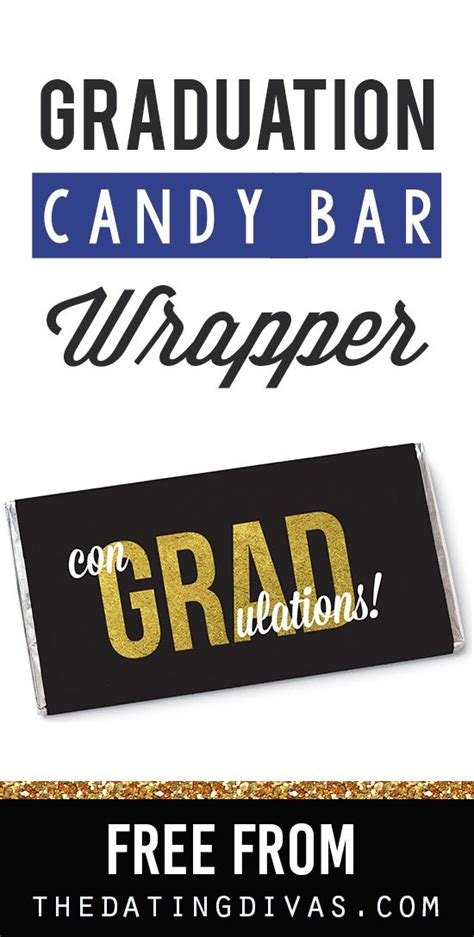 free printable graduation bar wrappers templates 25 best ideas about bar wrappers on