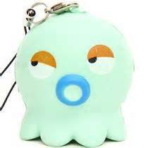 Squishy Owl Slowres turquoise squid octopus squishy cellphone charm food squishies squishies shop modes4u
