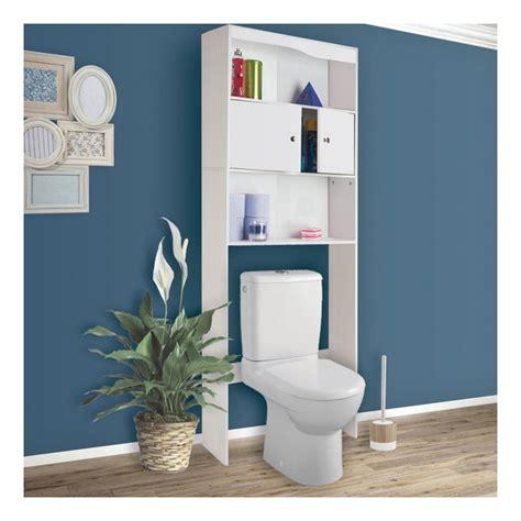 Superbe Meuble Dessus Wc Pas Cher #3: meuble-etagere-dessus-wc-en-bois-blanc-h178-cm-L-52751-2657385_1.jpg
