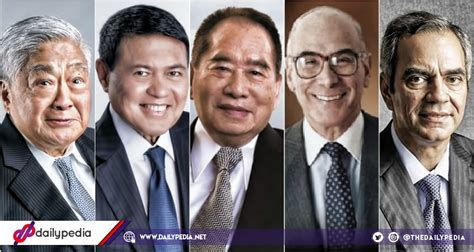 top 10 richest as of 2018 top 10 philippines richest in 2018 as listed by forbes dailypedia