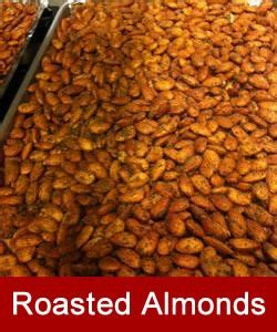 Roasted Almond 250gr lucille s recipes lucille s bloody mix