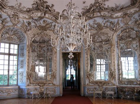 baroque architecture monthly inspiration rococo