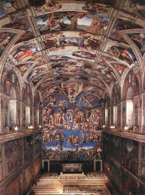 La Chapelle Sixtine Plafond by Chapelle Sixtine