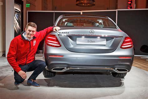 Autobild E Klasse Test by Mercedes E Klasse W213 Im Test Detroit 2016 Sitzprobe