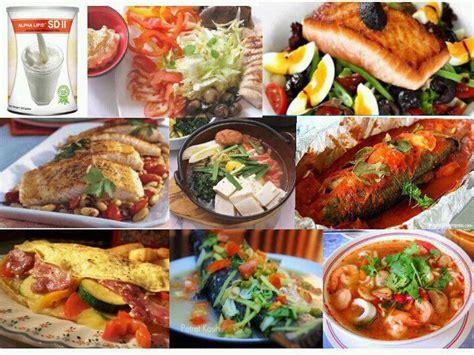 Makanan Program Diet program diet alpha lipid menu makanan program diet alpha lipid sd2