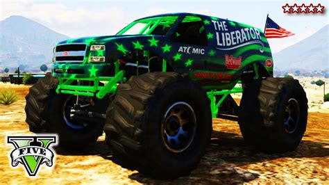 monster trucks videos gta 5 monster trucks www pixshark com images galleries