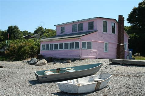 Peddocks Island Cottages by Panoramio Photo Of Pink Cottage On Peddocks Island