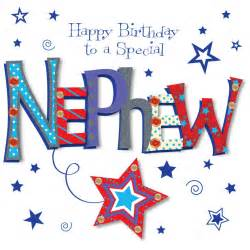 special nephew happy birthday greeting card cards love