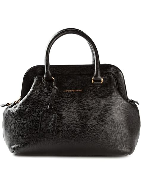Bag Selempang Emporio Armani 3743 emporio armani doctor bag in black lyst