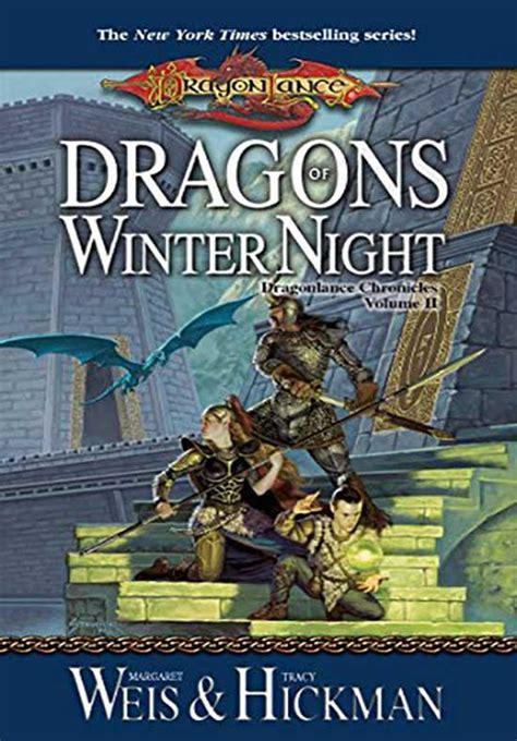 Pdf Dragons Winter Dragonlance Chronicles dragons of winter dragonlance chronicles vol 2