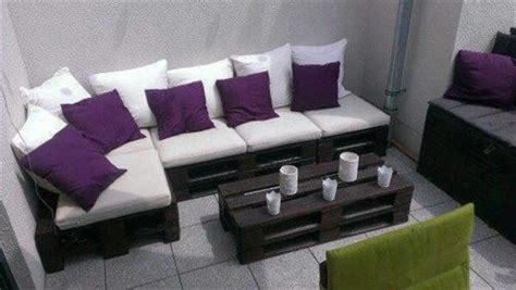 how to make a pallet couch beautiful diy pallet couch pallets designs