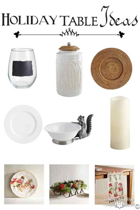 country style gifts gift guide for your table country design style