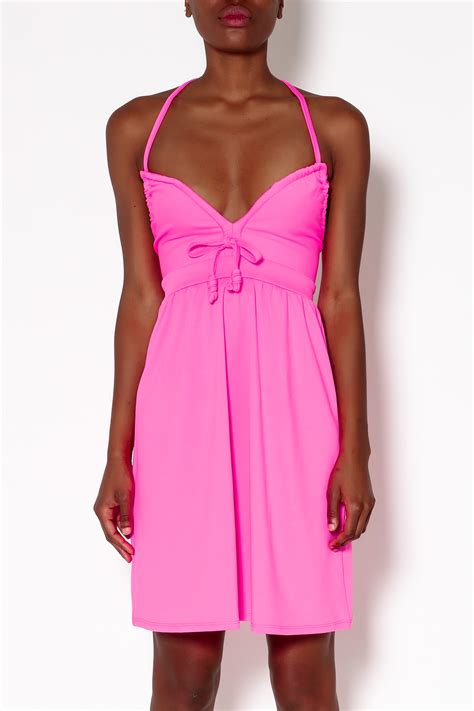 Dress Dilly Pink k fisk dilly summer dress from florida by k fisk shoptiques
