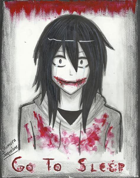 imagenes de jeff the killer para dibujar a lapiz facil jeff the killer 3 by okumurajaqueline on deviantart