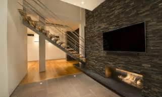 Stacked Stone Interior Wall Panels