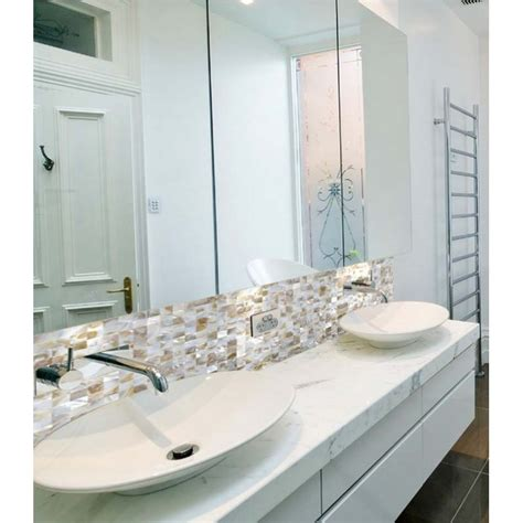 mother of pearl tiles bathroom wholesale mother of pearl tile backsplash kitchen design seamless natural shell mosaic