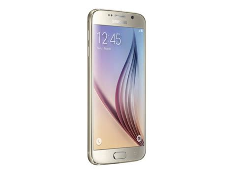 Samsung S6 Flat Samsung Galaxy S6 Flat 32gb Phone Gold Ebuyer