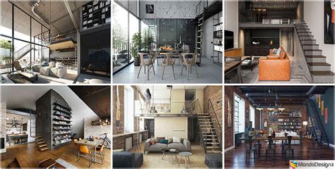 arredare loft  soppalco idee  progetti dal design
