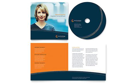 Free CD Booklet Templates   Sample Booklets & Examples