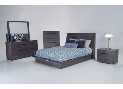 dimora bedroom set dimora platinum 5 piece bedroom group dimora grey