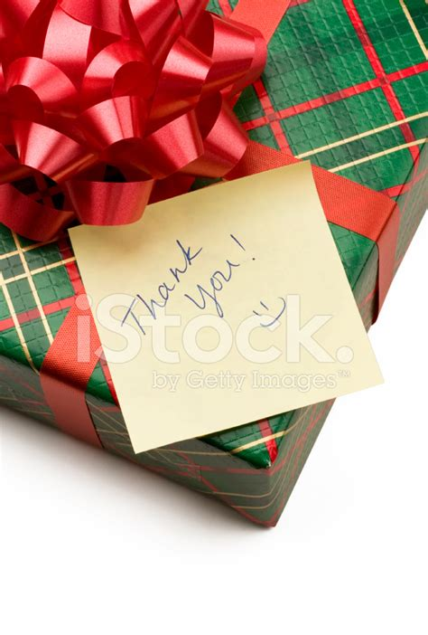 thank you letter for gift of stock thank you note and gift stock photos freeimages