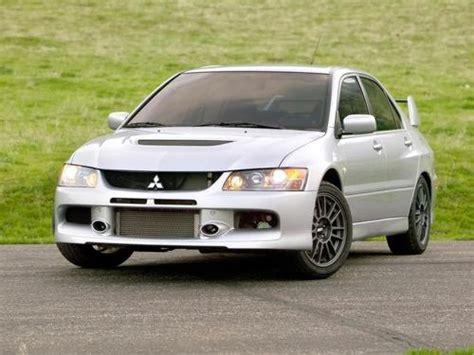 2001 2007 Mitsubishi Lancer Evolution Workshop Service
