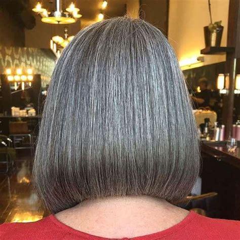 gorgeous shades  gray hair thatll   rethink