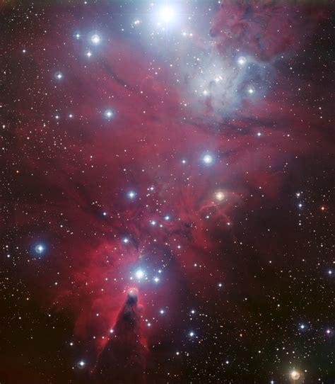 fox fur nebula constellation guide