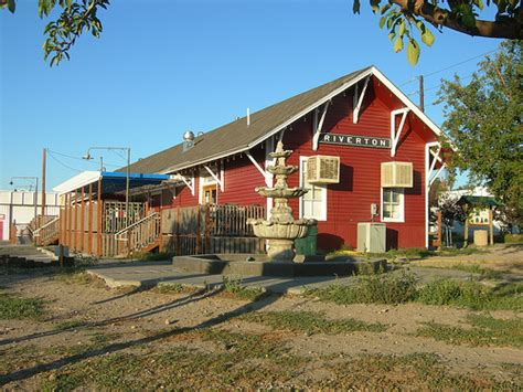 riverton depot flickr photo