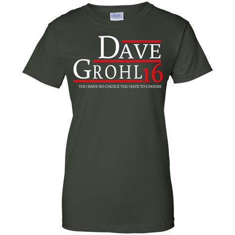 T Shirt Dave Grohl dave grohl for president 2016 t shirt hoodies