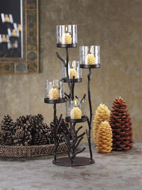 Fireplace Candle Holder Black Wrought Iron by Wrought Iron Candle Holders For Fireplace Fireplace Designs