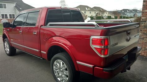 Bed Rails For Trucks by Go Rhino Bed Rail Installation 5 5 Quot Bed Ford F150