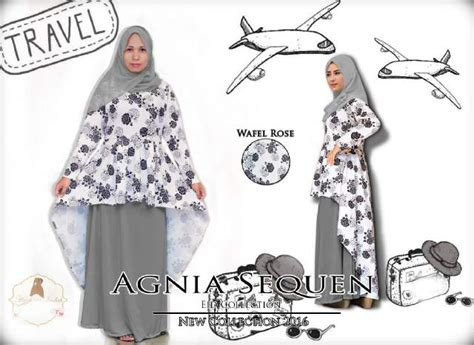 Gamis Muslim Waffle Xl Abstrak Maxi Dress Wafle Busui Diskon grosir tas branded andros setelan gamis muslim