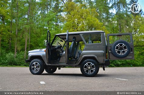 uaz hunter trophy cars for immediate sale made in russia