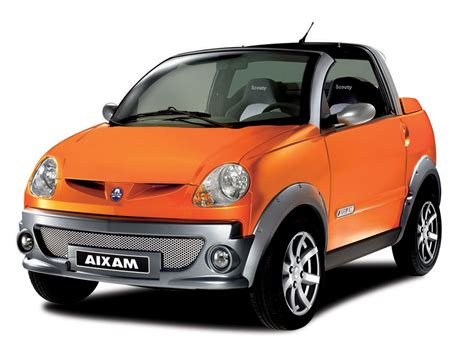 Aixam A751 Scouty GTR 2dr Auto convertible at Discount Price