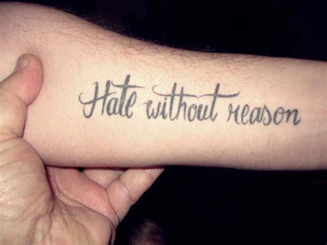 tattoo quotes wallpaper hd men tattoos quotes desktop wallpaper download free