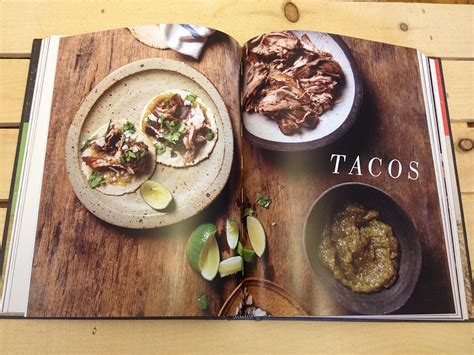 review tacos recipes and provocations cookbook get cooking