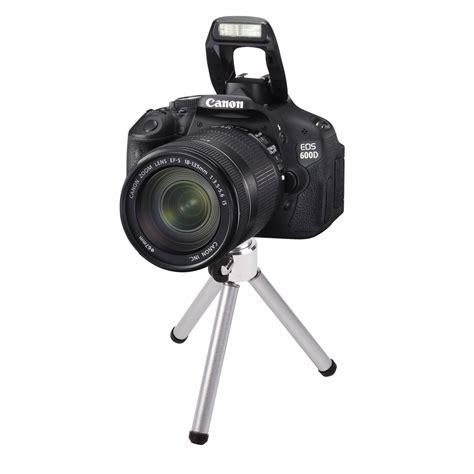 Tripod Kamera Canon 60d aluminium mini tripod for canon eos 60d 5d ii 1d