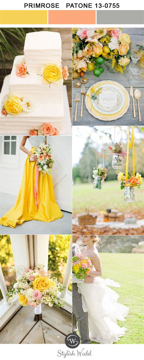 april wedding colors 2017 top 10 wedding colors for spring 2017 inspired by pantone
