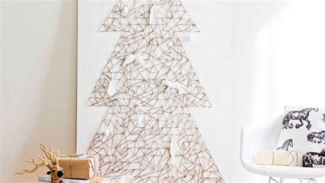 string wall tree 15 modern decorating ideas design milk