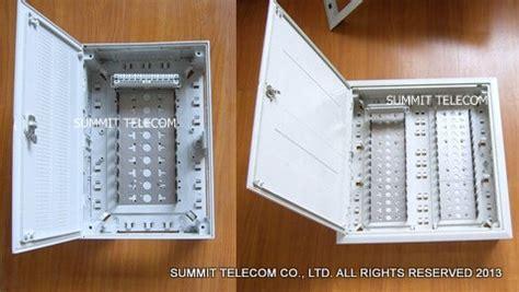 Box Indoor Dp Crown 100 Pair Krone Type Dp Box Indoor Telephone Distribution Box