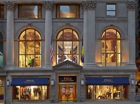 ralph lauren s new york flagship store new home design ralph lauren s first polo flagship store opens in new york